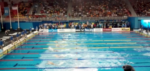 FINA Swimming World Cup Doha 2019: Day One Finalists