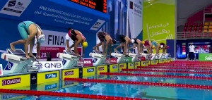 FINA Swimming World Cup Doha 2019: Campbell, Hosszu and Le Clos set stage for thrilling races on final night