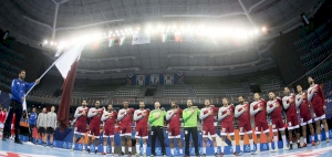 Qatar Look to Defend Title in 19th Asian Men's Handball Championship