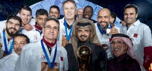 Team Qatar win Asian Handball Championship