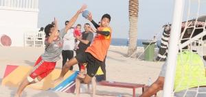 Asian Youth Beach Handball Championships draw