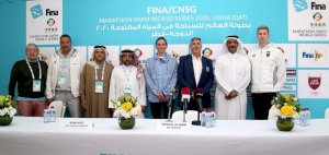 Stage set for FINA/CNSG Marathon Swim World Series
