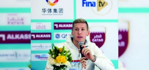 Doha will host amazing 2023 FINA Worlds, says Wellbrock