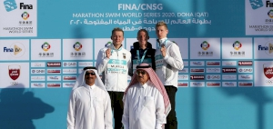 Beck and Olivier clinch thrilling victories at Katara Beach