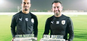 Xavi, Afif best in December and January - QNB Stars League