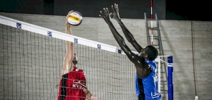 Qatar's Younousse-Tjan advance to knockout stage