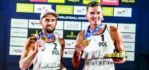 Beach Volleyball: Poland's Fijalek and Bryl emerge Katara Cup champions