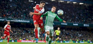 La Liga could resume with Betis-Sevilla behind closed doors derby on 11 June