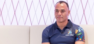 Football legend Cafu inspires delegates during Josoor Institute masterclass