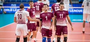 Qatar's National Volleyball Team Maintain International Ranking
