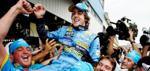 Two-time world champions Alonso 'happy' to return to F1