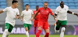 Al Arabi forward Pierre-Michel Lasogga in an Exclusive Interview with qsl.qa