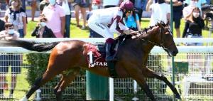 Qatar Prix Jean Prat a huge success, win for Sheail al-Kuwari's Saqr
