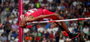 Getting back to competition important, says Barshim as he targets Tokyo