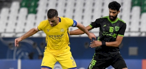 Hamdallah stars as Al Nassr beat Al Taawoun to advance to AFC Champions League quarter-finals