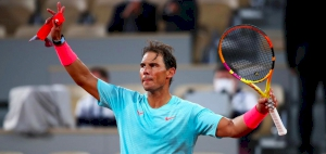 Nadal off to a strong start at the 2020 French Open