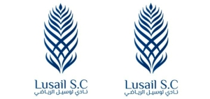 Qatar's first commercial club Lusail Sports Club unveiled its new club and academy logo