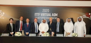 Durban to host historic 2023 ITTF World Table Tennis Championships Finals