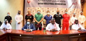 The QVA announce the dates and schedule for the 2019/2020 Qatar Cup and HH The Amir Cup for Volleyball