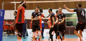 AL-RAYYAN and POLICE CLAIM FIRST WINS IN AMIR CUP SEMI-FINALS
