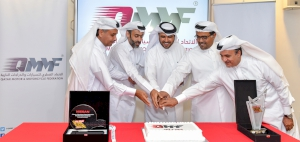 QMMF honours al-Meer with T2 World Championship award