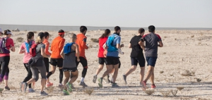 The 4th Qatar East-to-West Ultra Marathon returns this December