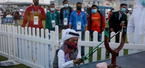 Community Engagement stakeholders bring Fan Zone experience to life during Amir Cup final