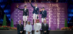 Commercial Bank CHI Al SHAQAB Will Bring World's Best Riders and Horses to Qatar