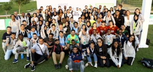 Generation Amazing youth advocates learn about UN Sustainable Development Goals