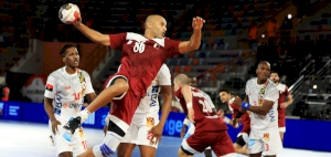 Strong Second Half Propels Qatar's Revenge Against Angola