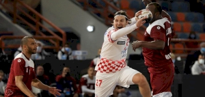 Qatar Through to IHF Main Round Despite Loss to Croatia