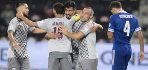 QNB Stars League Week 15 - Al Sadd 7 Al Khor 0