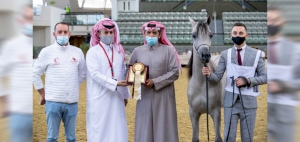 Hind Al Rayyan, Emarella win titles at Arabian Horse Championship
