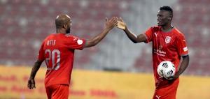 Al Duhail down Al Ahli in 2021 Amir Cup Round of 16