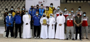 Al Gharafa crowned champions of first BVB league in Qatar