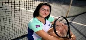 Tunisia's Jabeur in main draw of Qatar Total Open