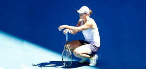 Injured Barty withdraws from Qatar Open