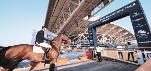 French star Staut continues solid form at Al Shaqab