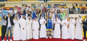 Basketball: Al Gharafa emerge Amir Cup champions