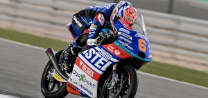 Moto2™: Vierge heads six riders split by just 0.089 on Day 2