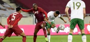 Muntari brings Qatar level with Ireland to continue side's unbeaten streak
