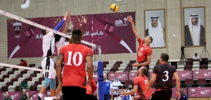 Volleyball: Al Rayyan and Al Arabi Reach the Final of HH the Amir Cup