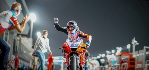 8.928 seconds: MotoGP's closest ever top 15 recorded at Losail