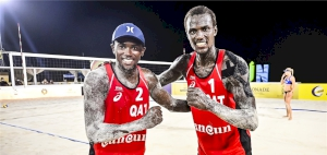 Younousse and Tijan to play a finals repeat against  Mol and Sorum