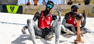 Third time's a charm for Younousse and Tijan as they secured gold in the 3rd event at the Cancun Hub