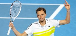 Daniil Medvedev moves to No. 2 in rankings, overtaking Nadal
