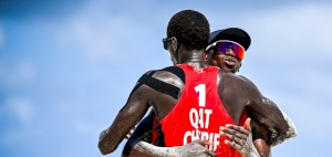 Beach volleyball: Qatar jumps to 7th position in FIVB World Rankings