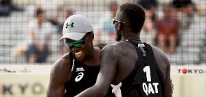 Qatar Beach Volleyball Team Qualifies for Tokyo Olympics