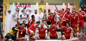 Alarabi Win Qatar handball Cup 2021