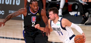 Luka and the Mavs stun the Clippers with 2-0 Playoff lead
